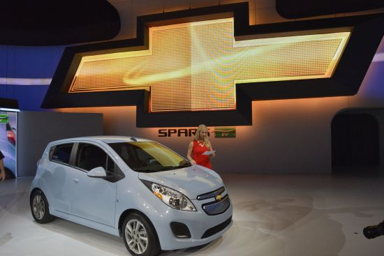 Chevrolet Spark Los Angeles