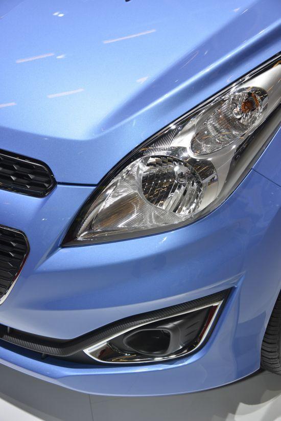 Chevrolet Spark Paris
