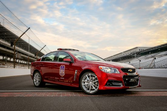 Chevrolet SS Brickyard Pace Car