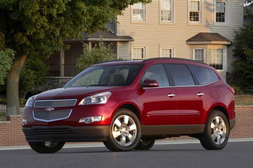 Chevrolet Объявляет Цену За Traverse 2009
