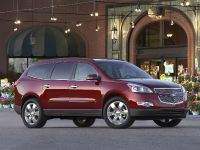 Chevrolet Traverse 2009, 5 of 8