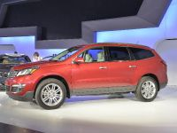 thumbnail image of Chevrolet Traverse New York 2012
