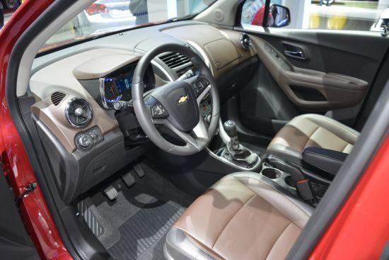 Chevrolet Trax Geneva
