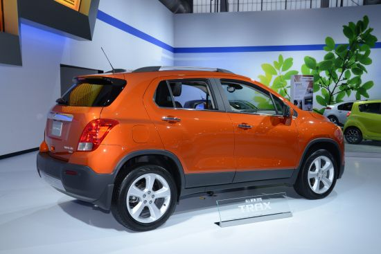 Chevrolet Trax New York