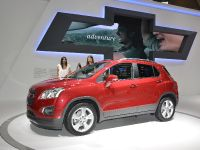 thumbnail image of Chevrolet Trax Paris 2012