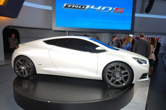 Chevrolet Tru 140S concept Detroit