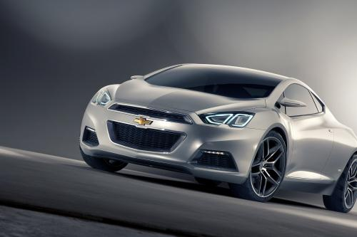 Chevrolet Tru 140S Concept – 5 хороших фотографий у нас на сайте