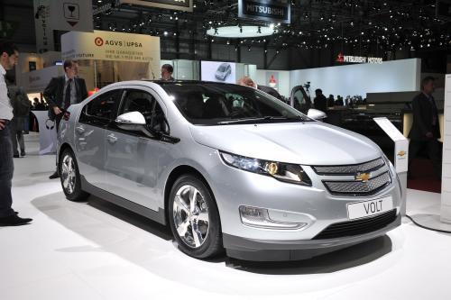 Chevrolet Volt по цене 41,950 Евро