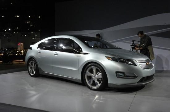 Chevrolet Volt Los Angeles