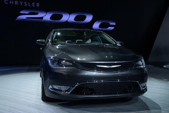 Chrysler 200 C Detroit