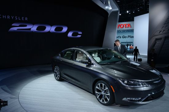 Chrysler 200 C Detroit