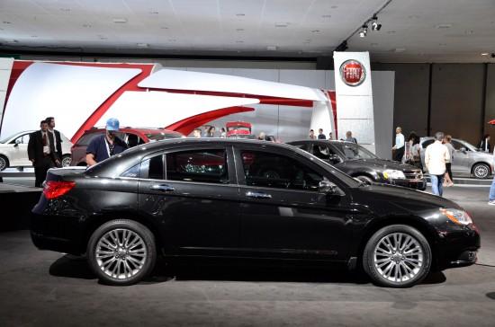 Chrysler 200 Los Angeles