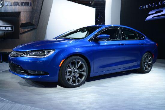 Chrysler 200 S Detroit