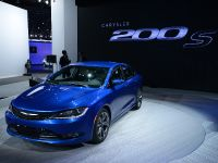 Chrysler 200 S Detroit 2014