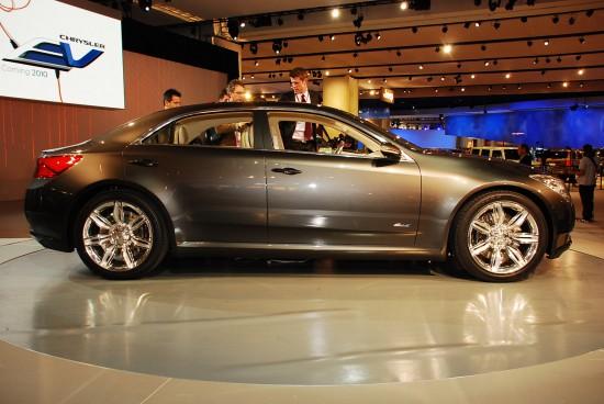 Chrysler 200C EV Detroit