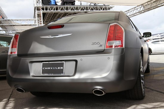 Chrysler 300 S Concept