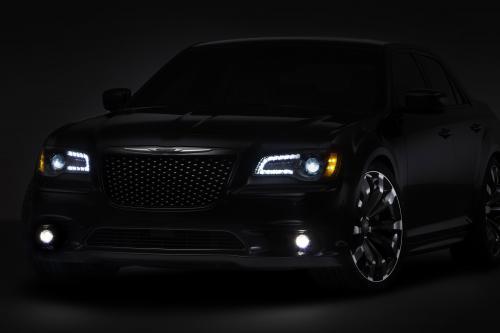 Chrysler премьера двух концепций дизайна в Пекине 2012