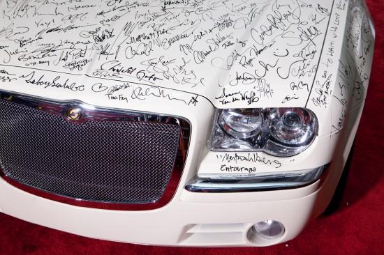 Chrysler 300C Eco Style edition