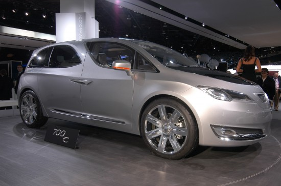 Chrysler 700C Concept Detroit