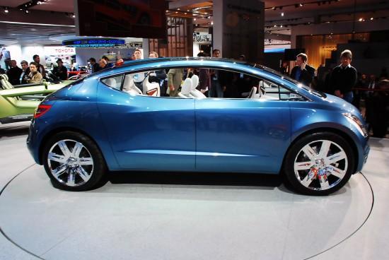 Chrysler ecoVoyager Concept Detroit