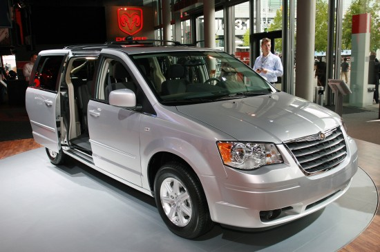 Chrysler Grand Voyager Frankfurt