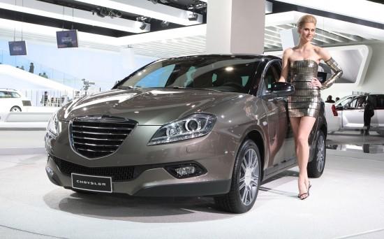 Chrysler Lancia Design Study