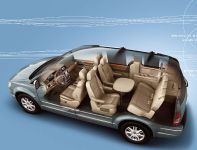 Chrysler Town & Country Wins Ward Interior , 4 of 4