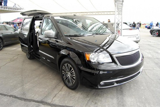 Chrysler Town&Country S Concept
