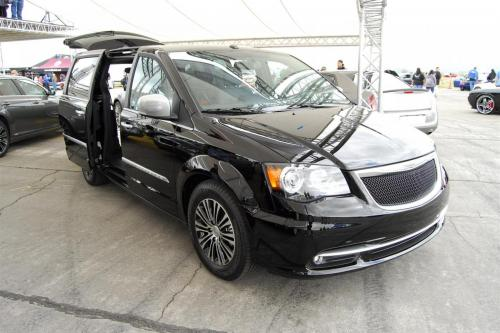 Chrysler townampcountry S concept