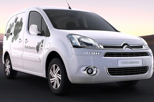 Citroen Berlingo Electrique - 100% Электрический Фургон