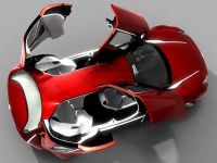 Citroen C-Metisse Concept 2006, 16 of 33