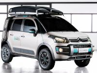 Citroen C3 Aircross Lunar Concept, 1 of 2