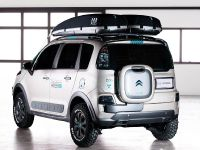 Citroen C3 Aircross Lunar Concept, 2 of 2