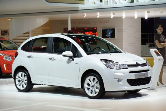 Citroen C3 Paris