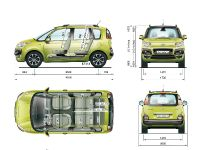 Citroen C3 Picasso, 24 of 28