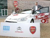 Gerald Scarfe And Arsene Wenger Unveils A Unique Citroen C4
