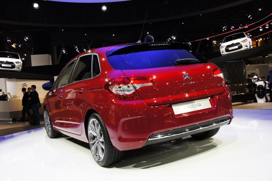 Citroen C4 Paris