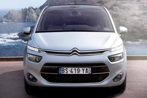 2014 Citroen C4 Picasso Technospace Выявлено