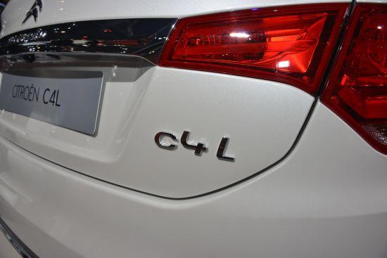 Citroen C4L Paris