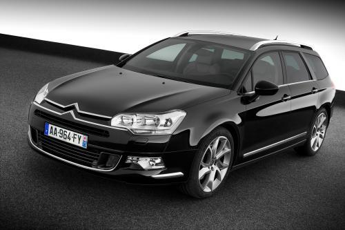 Новый развивались V6 дизельный двигатель для Citroen C5 и C6