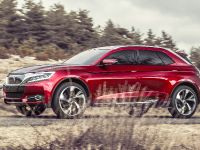 Citroen DS Wild Rubis Concept , 4 of 7