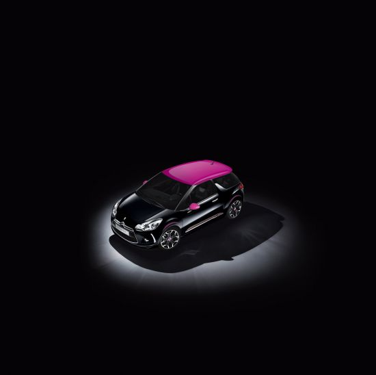 Citroen DS3 Dark Rose Limited Edition