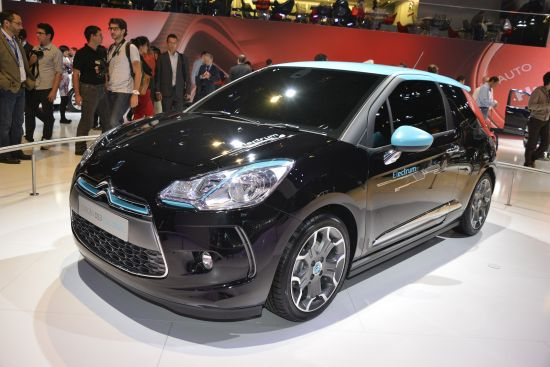 Citroen DS3 Electrum Paris