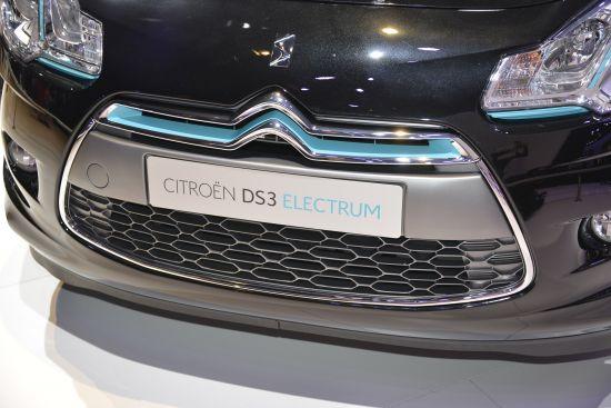 Citroen DS3 Electrum Paris