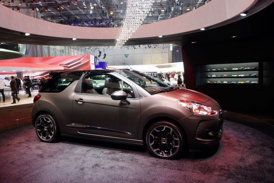 Citroen DS3 Geneva