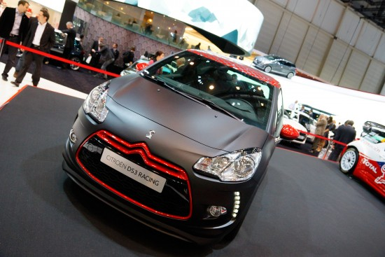 Citroen DS3 Racing Geneva