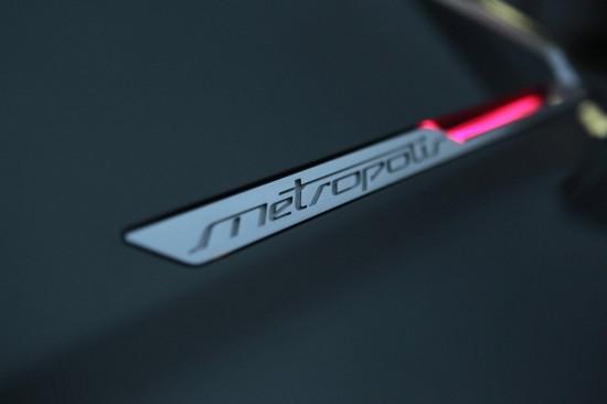 Citroen Metropolis concept