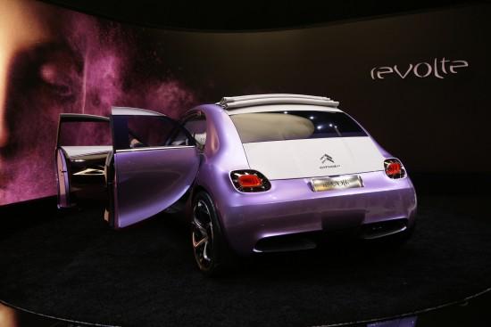 Citroen REVOLTe Concept Frankfurt