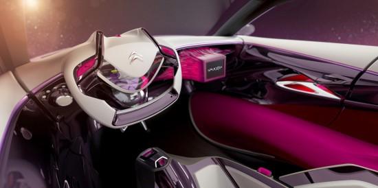 Citroen REVOLTe Concept