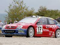 Colin McRae in the 2003 Citroen Xsara WRC, 2 of 2